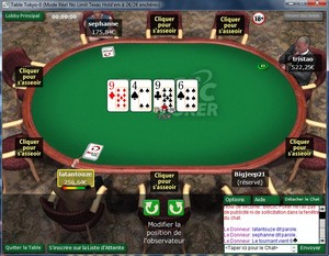 Ecole de poker en ligne genting casino french boule