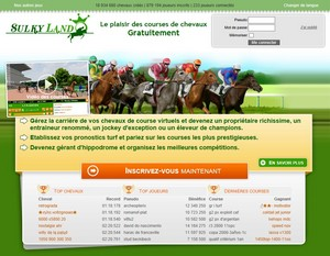 courses de chevaux virtuels